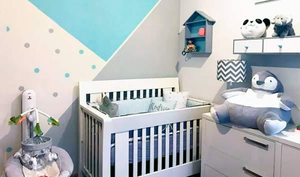 Cuna de bebe: 5 Estilos diferentes