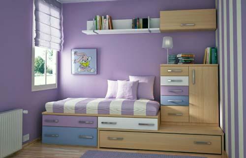 Decoración de bebé: Tips para decorar cuartos pequeños - Aegi.es