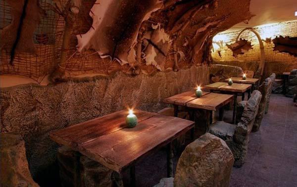 Los 10 restaurantes más originales del mundo