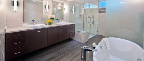 cuarto de baño más grande