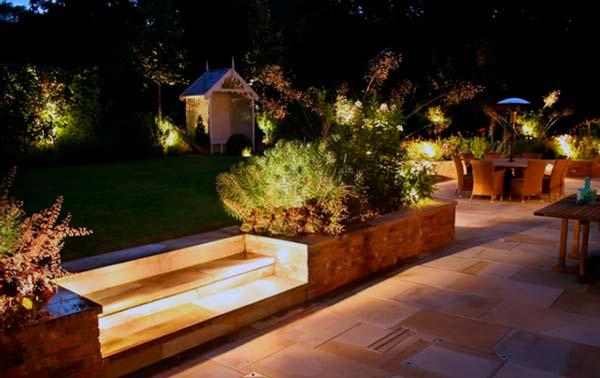 Iluminación ambiental para este verano
