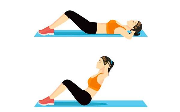 Entrenamiento del abdomen para mujeres