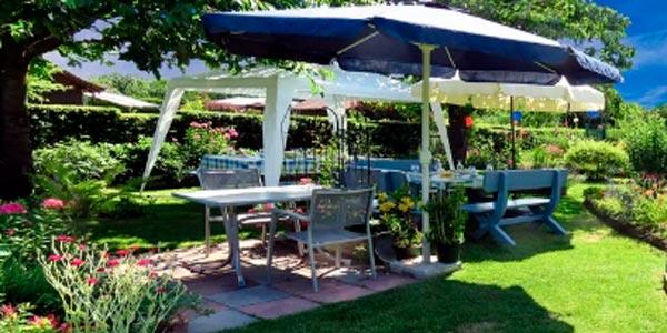 fiestas y eventos en el jardín