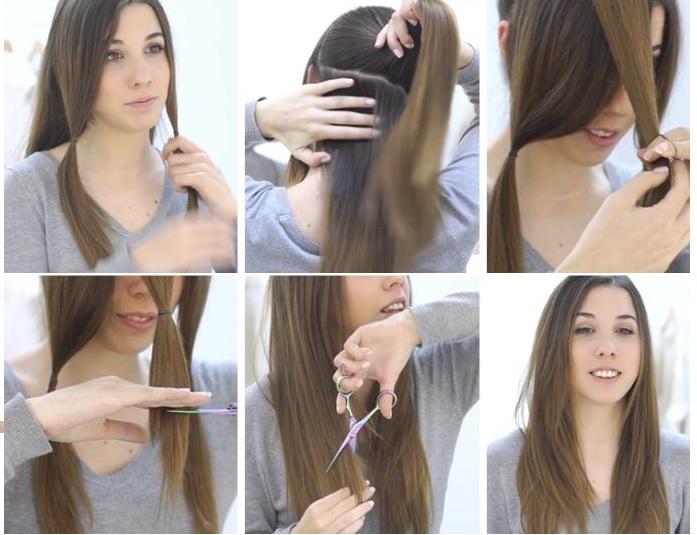 Trucos para cortarse el pelo uno mismo