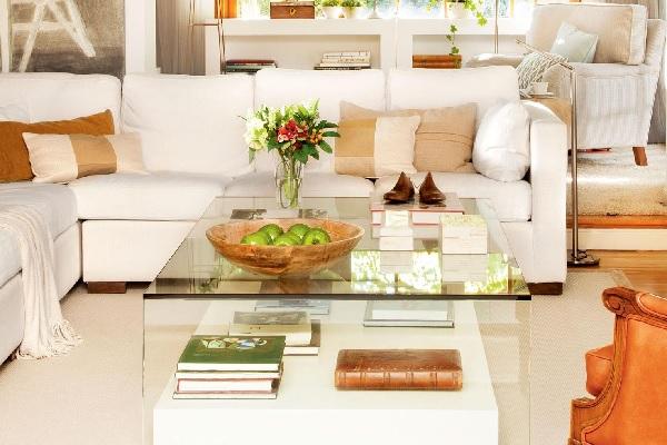 Cómo decorar mesas de centro con estilo