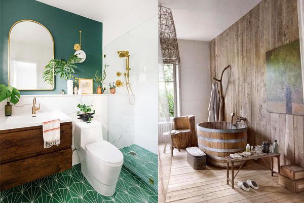 Ideas para tener un cuarto de baño relajante en casa
