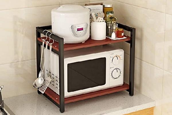 El microondas ¿Dónde ubicarlo en una cocina pequeña?