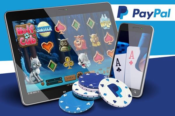 Casinos online y PayPal